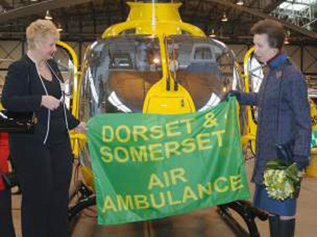 Dorset and Somerset Royal visit