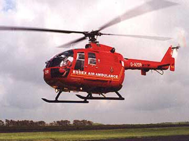 Essex gets an air ambulance