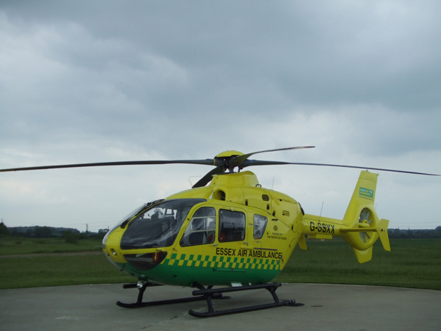 New aircraft for Essex
