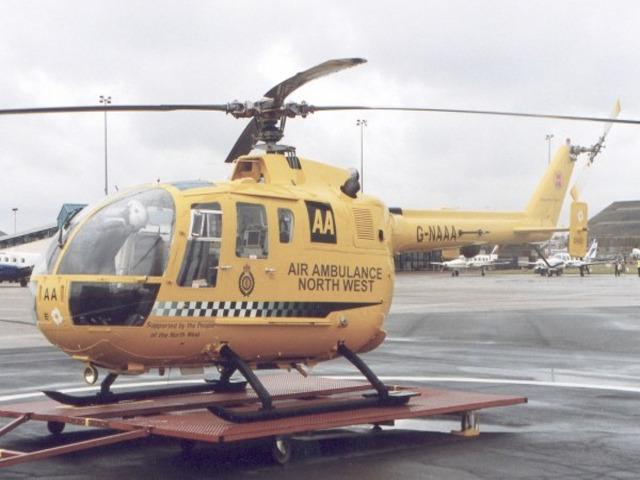 North West gets an air ambulance