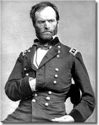 Sherman Reaches Savannah
