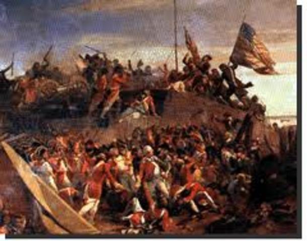 American Revolution- Battle of Yorktown