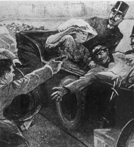 Assassination of Archduke Fedinand