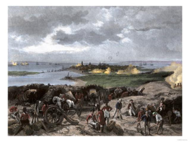 Surrender of Charleston