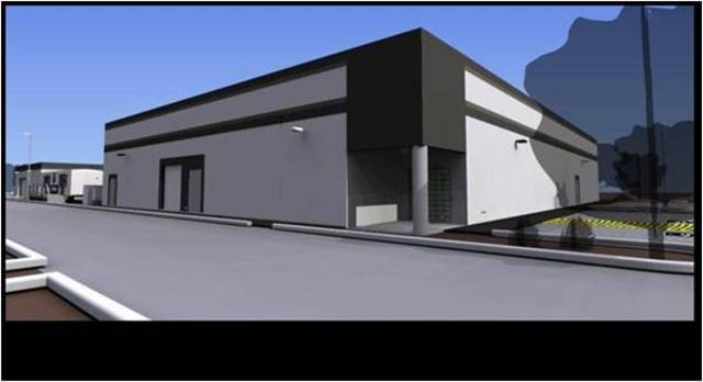 New Data Center Design Project Started