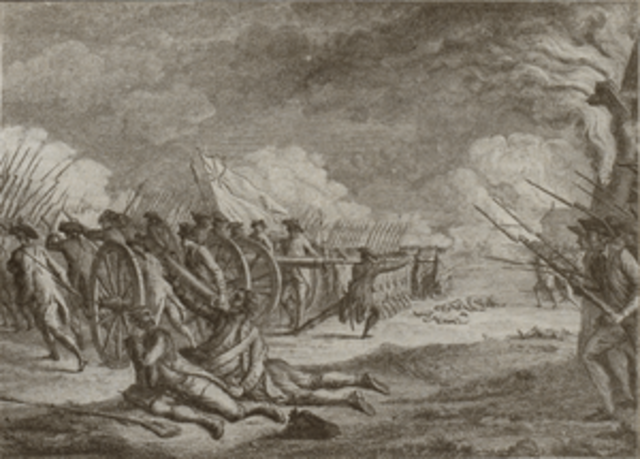 The Battle of Lexington and Concord; Start of the American Revolution