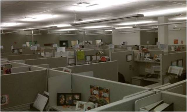 Clinical Informatics Staff move into remodeled CBC Office