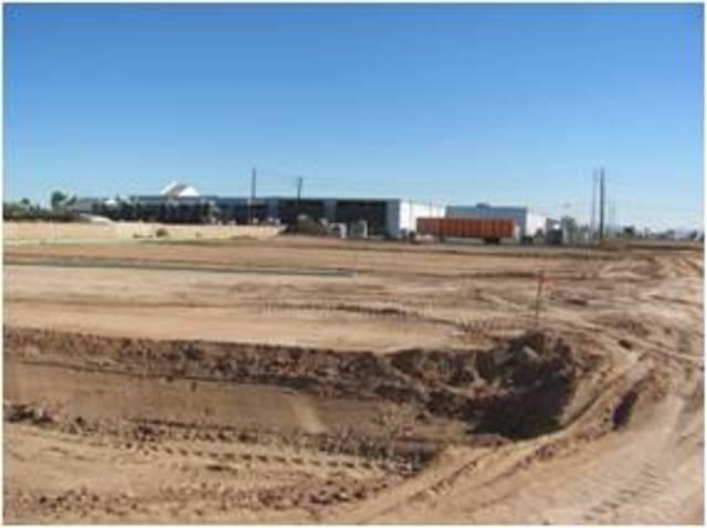 Construction Starts on Yuma Regional Medical Center Operations Center