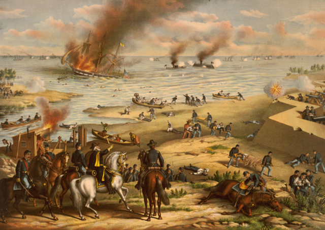 Battle of the Monitor and the Merrimac