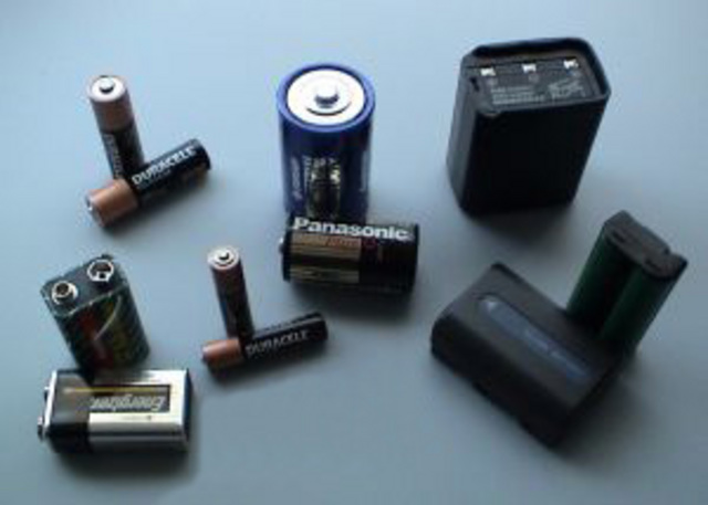 The electric battery
