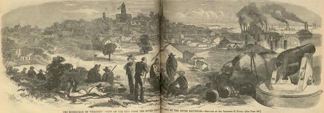 Surrender Of Vicksburg