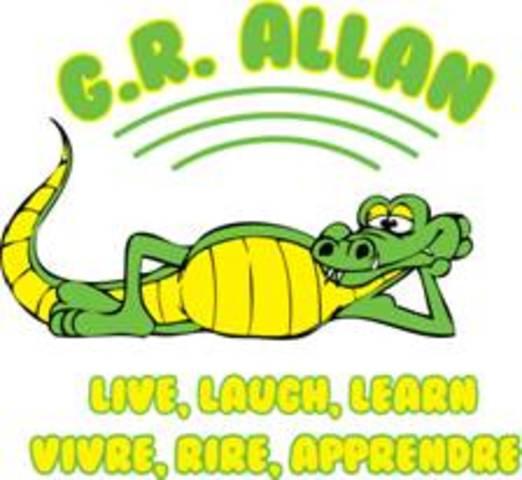 GR Allan Elementary School joins