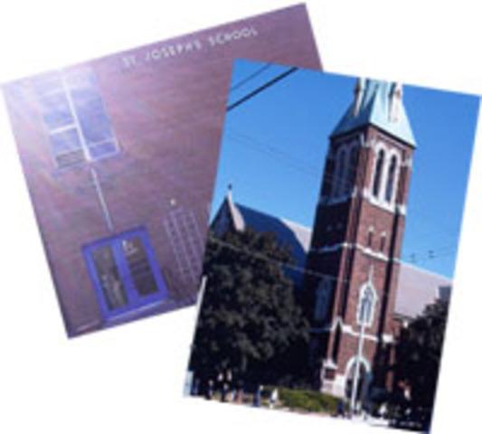 St. Joseph's Elementary School joins
