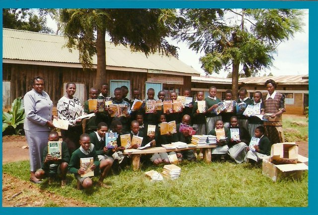 Madaraka received Continuing Support