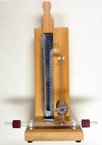 The Mercury Barometer