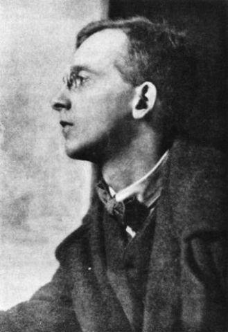 Death of Rupert Brooke