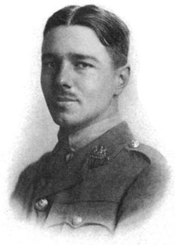 Born of Wilfred Owen