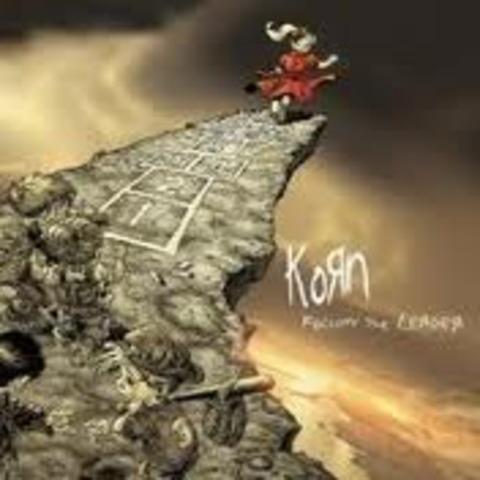 korn follow the leader.