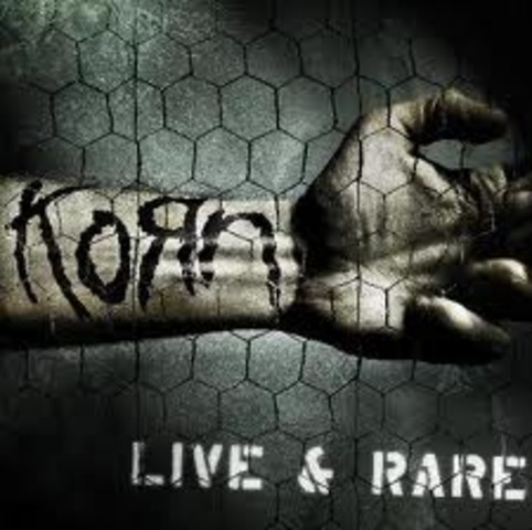 korn live and rare