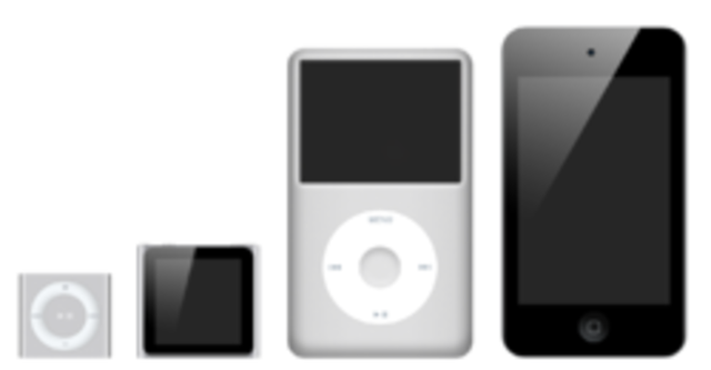 the ipod was invented