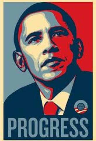 President Obama takes office