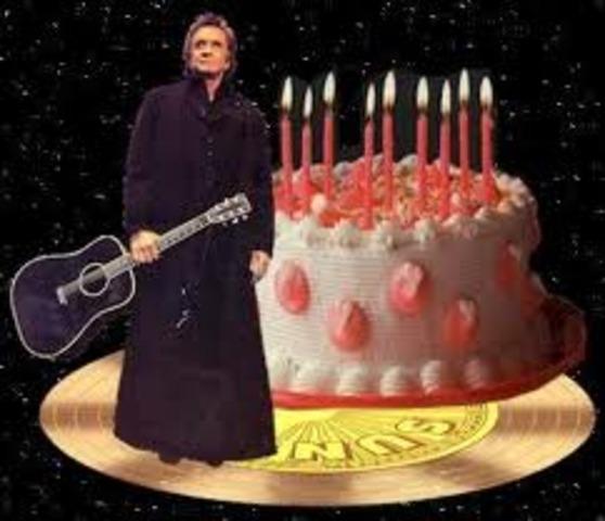 johnny's birthday