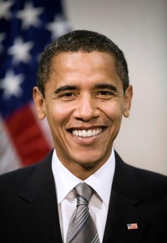 Barak Obama Becomes President