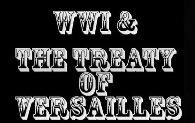 Treaty of Versialles