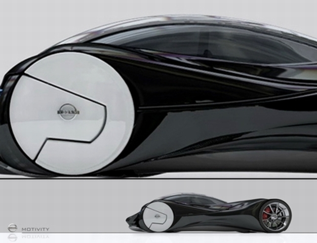 first self propelled car introduced