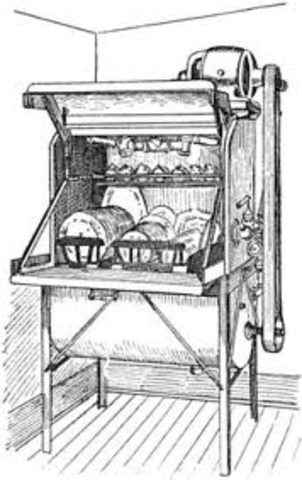 Invention of the Dishwasher
