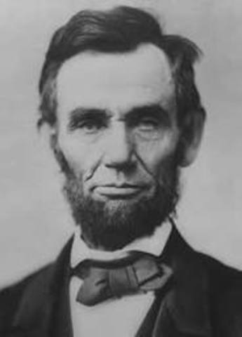 Travel to meet President Lincoln