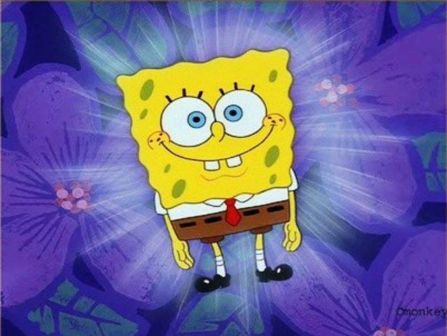 Spongebob came out