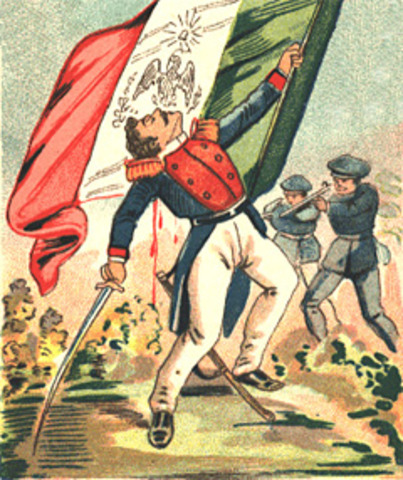 Mexico Independence Declared