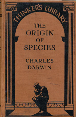 Publishing of 'On the Origin of Species by Means of Natural Selection'