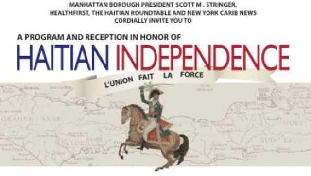 Haiti gains Independance