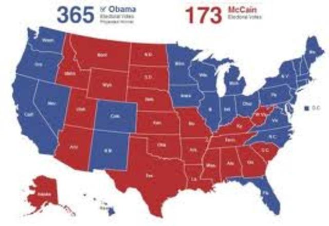 2008 Presedential Election