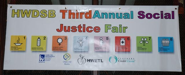 Social Justice Fair 2010