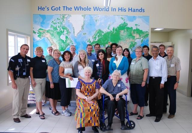 Givers International Meeting