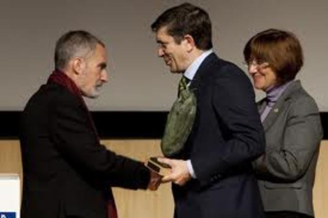 Premio de la Crítica de poesía en euskera 2008