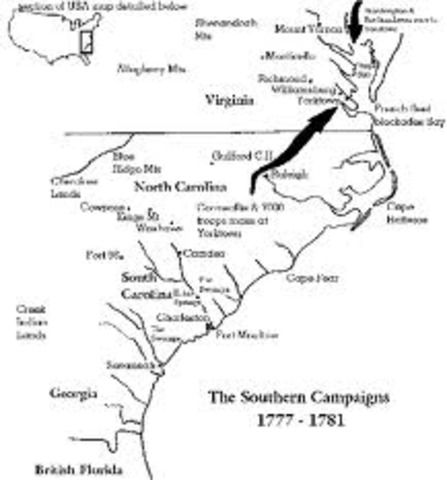 Southern Campaigns