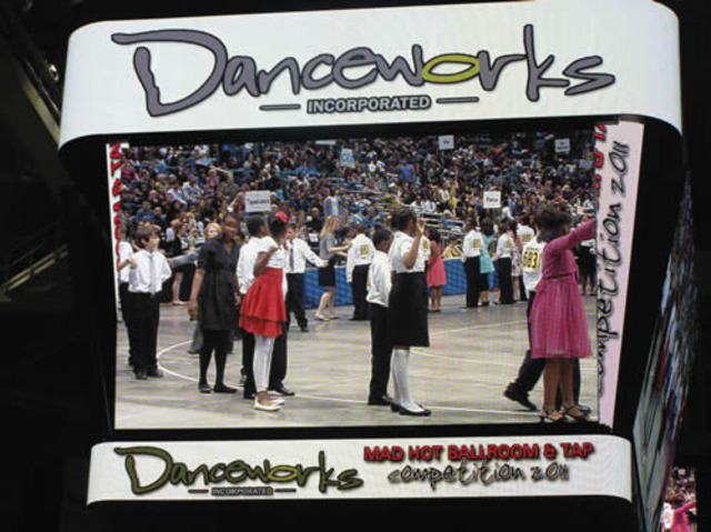 Danceworks Ballroom Competition