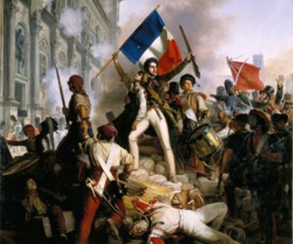 French Revolution Starts