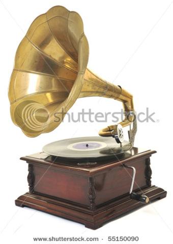 Inventenion of the Gramophone