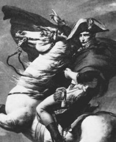 Napoleon Bonaparte Overthrows the Directory
