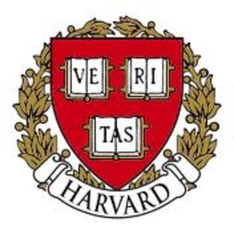 Graduates from Harvard University.