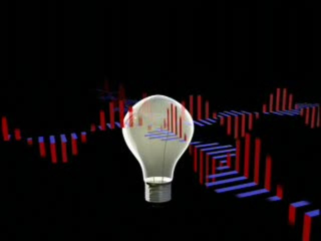 Maxwell determines that light is an EM wave