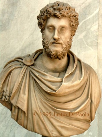 Commodus takes over