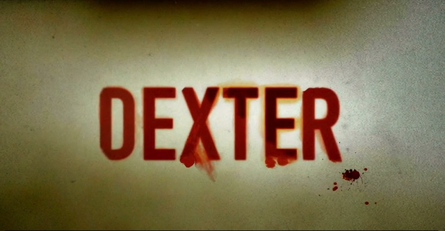 TV drama Dexter - at 10 seconds.