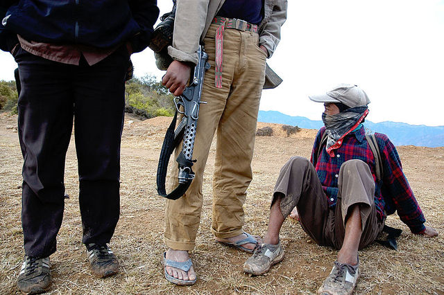 Nepali Civil War Begins