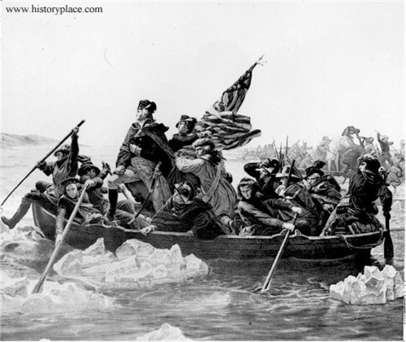 Beginning The American War of Independence